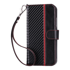 Flip PU Leather Wallet Case with Hands strap for iPhone 11 - Ulakcases