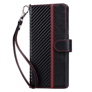 Flip PU Leather Kickstand Wallet Case for LG Velvet - Ulakcases