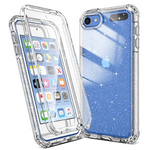 Heavy Duty Shockproof Glitter Case for iPod Touch 5/6/7 - Ulakcases