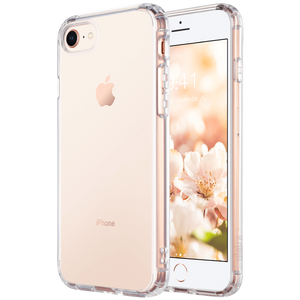 Slim Ultra Clear Case for iPhone 7/8/SE (2020) 4.7 inch not fit other iPhones. The see through and transparency material showcases the device's beauty, providing choices to insert photos for unique look meanwhile cushioning your device from all angles.