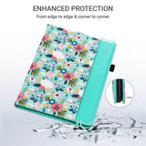 PU Leather Folio Smart Stand Cover for iPad 5th/6th Gen - Ulakcases