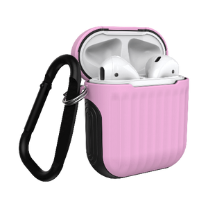 Dual Layer Sturdy Case for Apple AirPods 1/2 with carabiner - Ulakcases