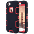Triple Layers Heavy Duty Shockproof Case for iPhone 5 5S SE