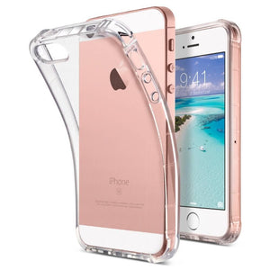Clear Slim Case for iPhone 5/5S/SE - Ulakcases