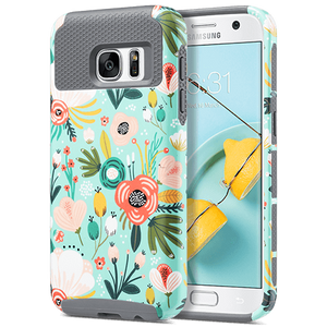 Dual Layer Style Case for Samsung Galaxy S7 - Ulakcases