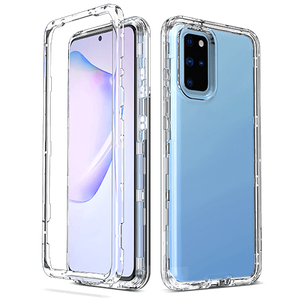 Clear Case for Samsung Galaxy S20 Plus/ S20+ 5G - Ulakcases