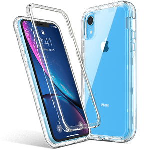 Clear Case for iPhone XR 6.1 inch (2018) not fit other iPhones. Crystal clear to display the original beauty of device Reinforced bumper corners provide drop protection, raised bezels keep screen and camera scratchproof Precise cutouts and responsive buttons allow easy access to all functions, support wireless charging