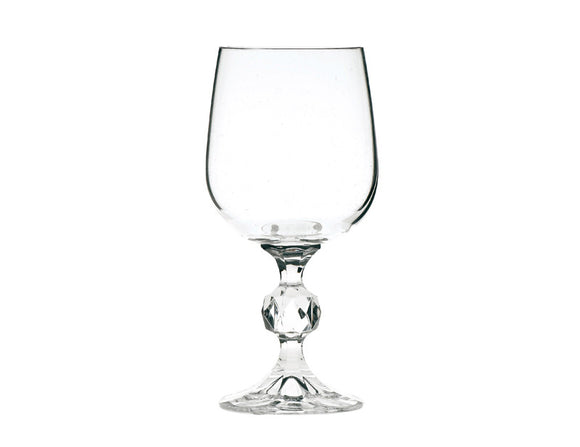 Bohemia Claudia Wine Glass 190ml, Set of 6