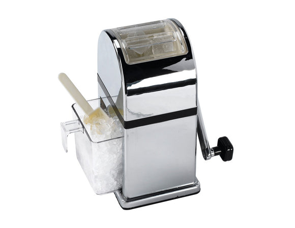 Soiree Chrome Ice Crusher