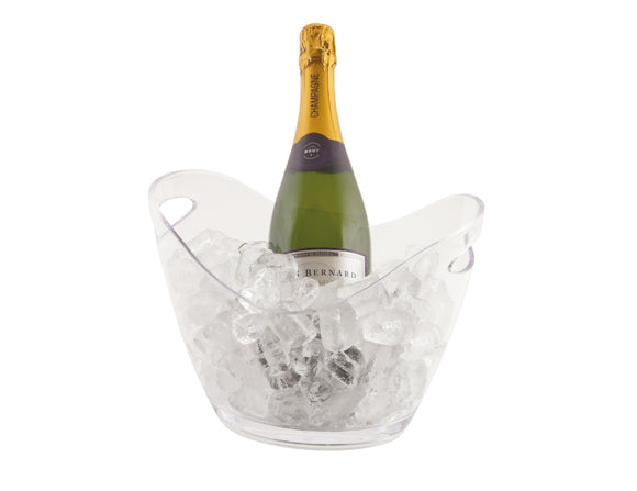 Soiree Clear Acrylic Champagne Bucket