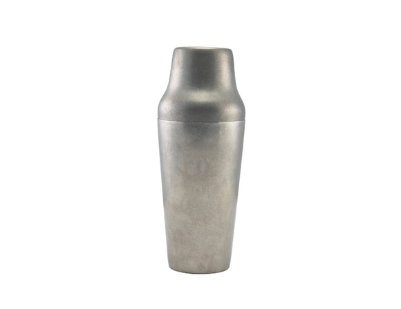 Soiree Parisian Cocktail Shaker 70cl, Vintage Steel