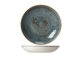 Rustic Craft Coupe Bowl 25cm, Blue Décor