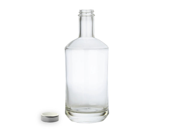 Imperial Diablo Glass Bottle with Lid 70cl
