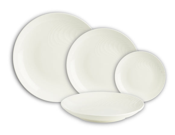 Elation Dinner Set, 4 Piece