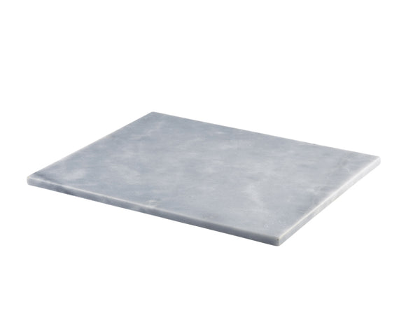 Imperial Grey Marble Platter 32cm x 26cm