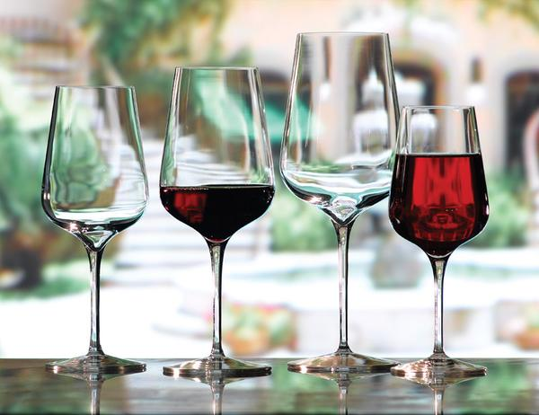 550 ML High Quality Red Wine Glasses Set of 6