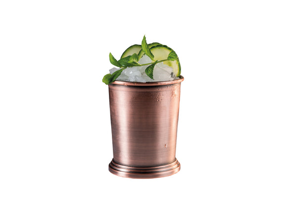 Soiree Julep Cup Antique Copper