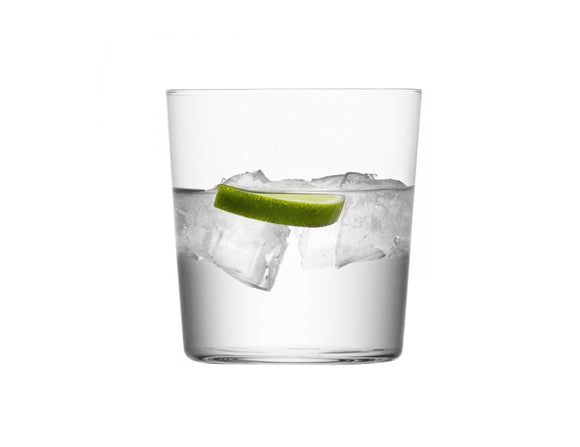 LSA Gio Clear Tumbler 39cl, Set of 6