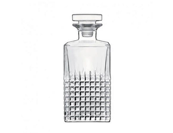 Mixology Charme Crystal Decanter 70cl