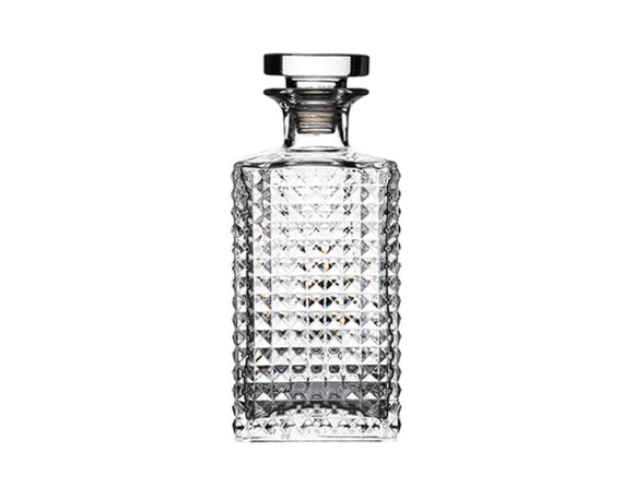 Mixology Elixir Crystal Decanter 70cl