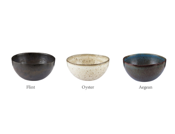 Impressions Dip Bowl 11cm, Mixed Set of 3