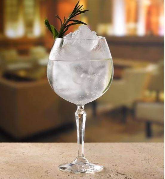 Speakeasy Gin Cocktail Glass 58cl, Set of 4