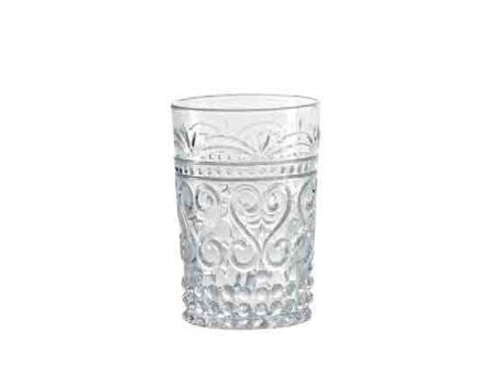 Zafferano Provenzale Tumbler Transarent 270ml, Set of 6
