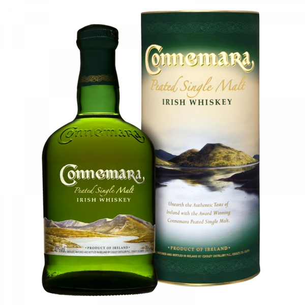 Connemara Peated Single Malt - 70cl/40%