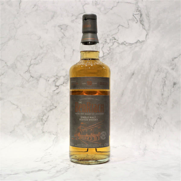 BenRiach 10YO - 70cl/43%
