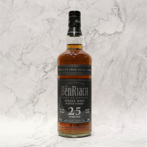 BenRiach 25YO - 70cl/50%