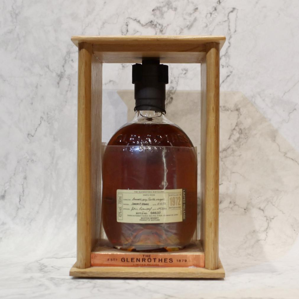 Glenrothes 1972 Limited Release - 70cl/40%