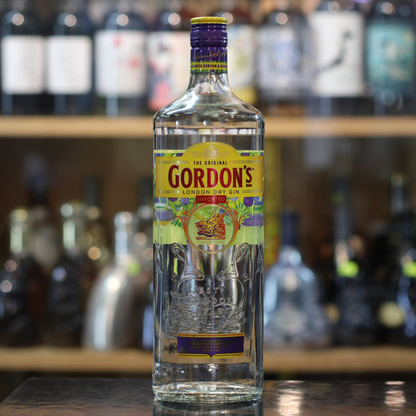 Gordon London Dry Gin - 1L/43%