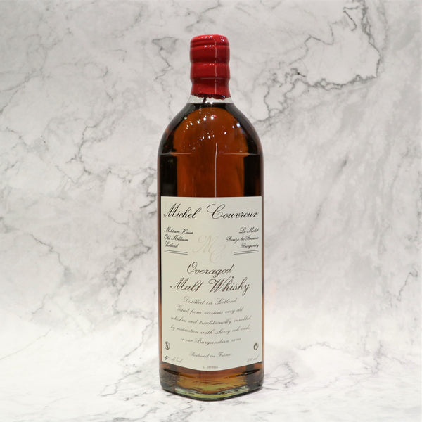 Michel Couvreur Overaged Malt Whisky - 70cl/43%