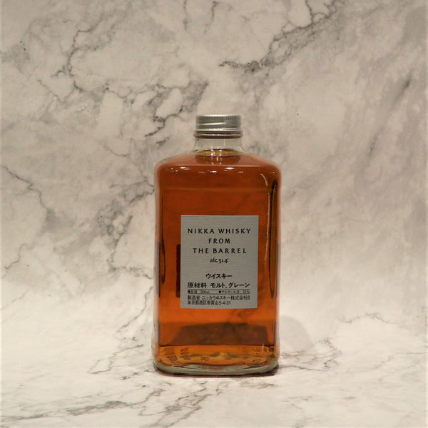Nikka From The Barrel - 50cl/51.4%