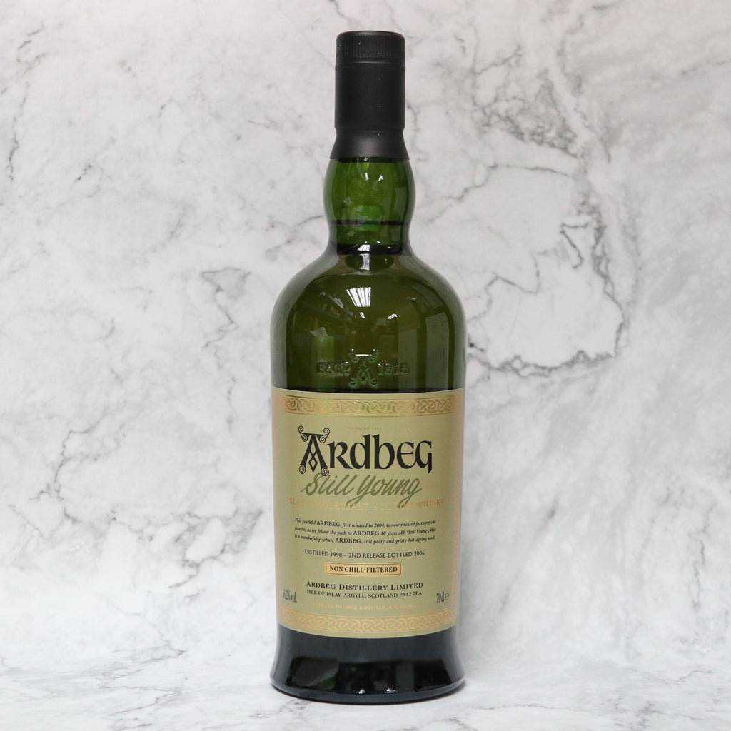 Ardbeg Still Young - 70cl/56.2%