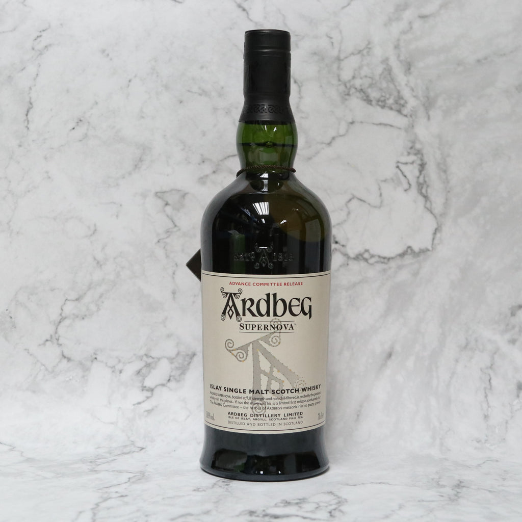 Ardbeg Supernova Committee Release - 70cl/58.9%