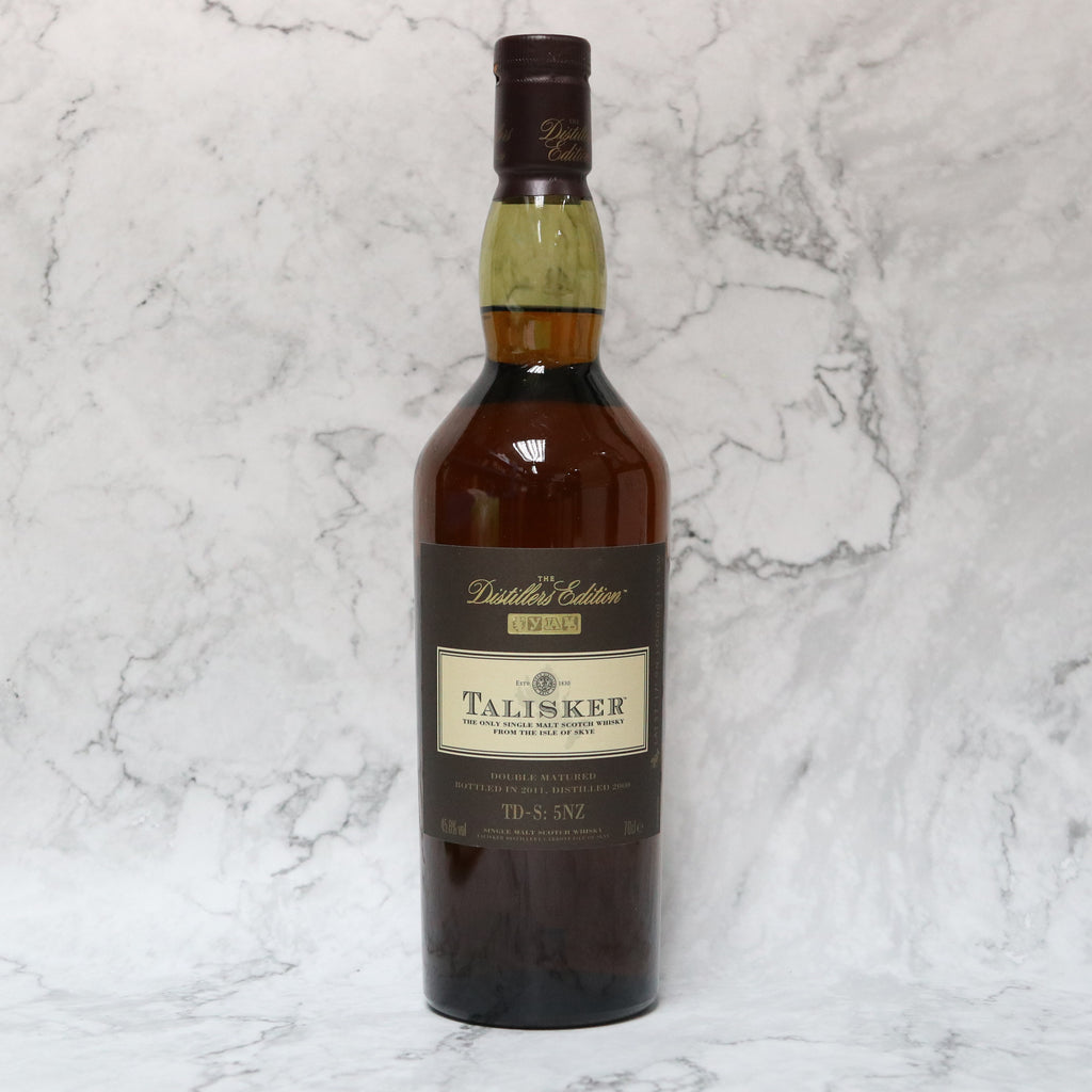 Talisker Distillers Edition 2000 (Bottled 2011) - 70cl/45.8%