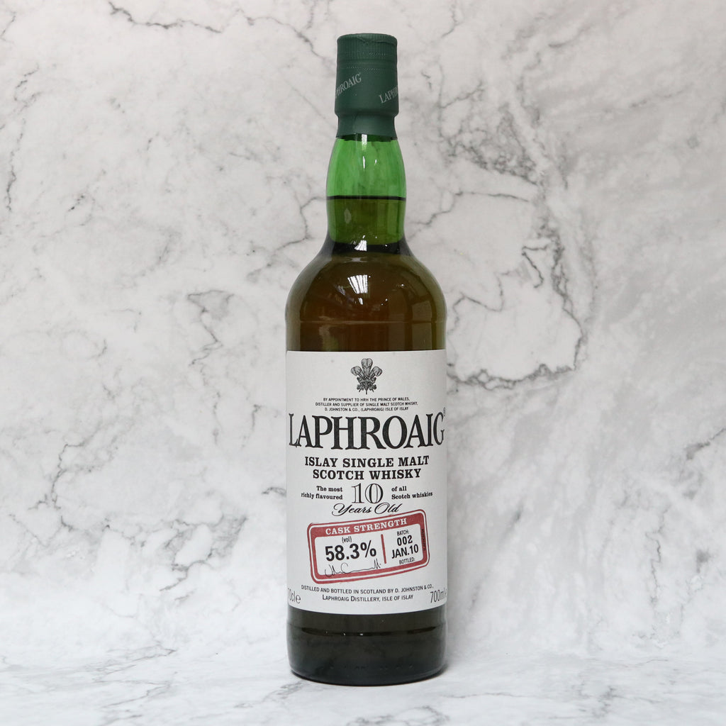 Laphroaig 10YO Cask Strength Batch 2 - 70cl/58.3%