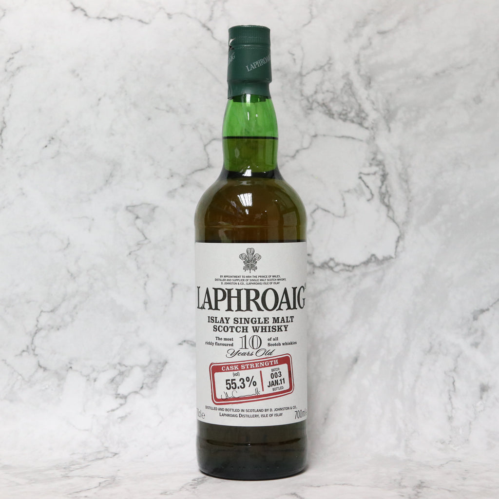 Laphroaig 10YO Cask Strength Batch 3 - 70cl/55.3%
