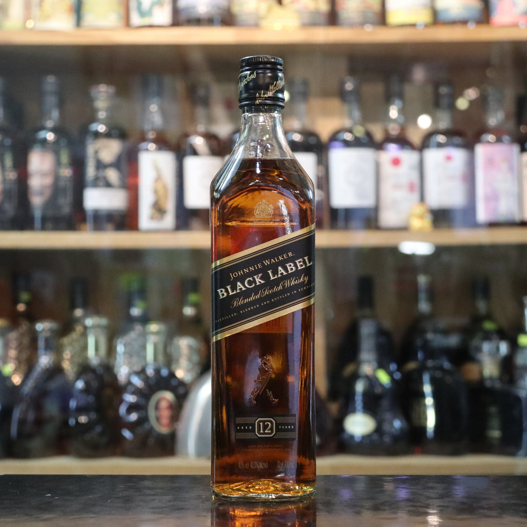 Johnnie Walker Black Label 12YO - 70cl/40%