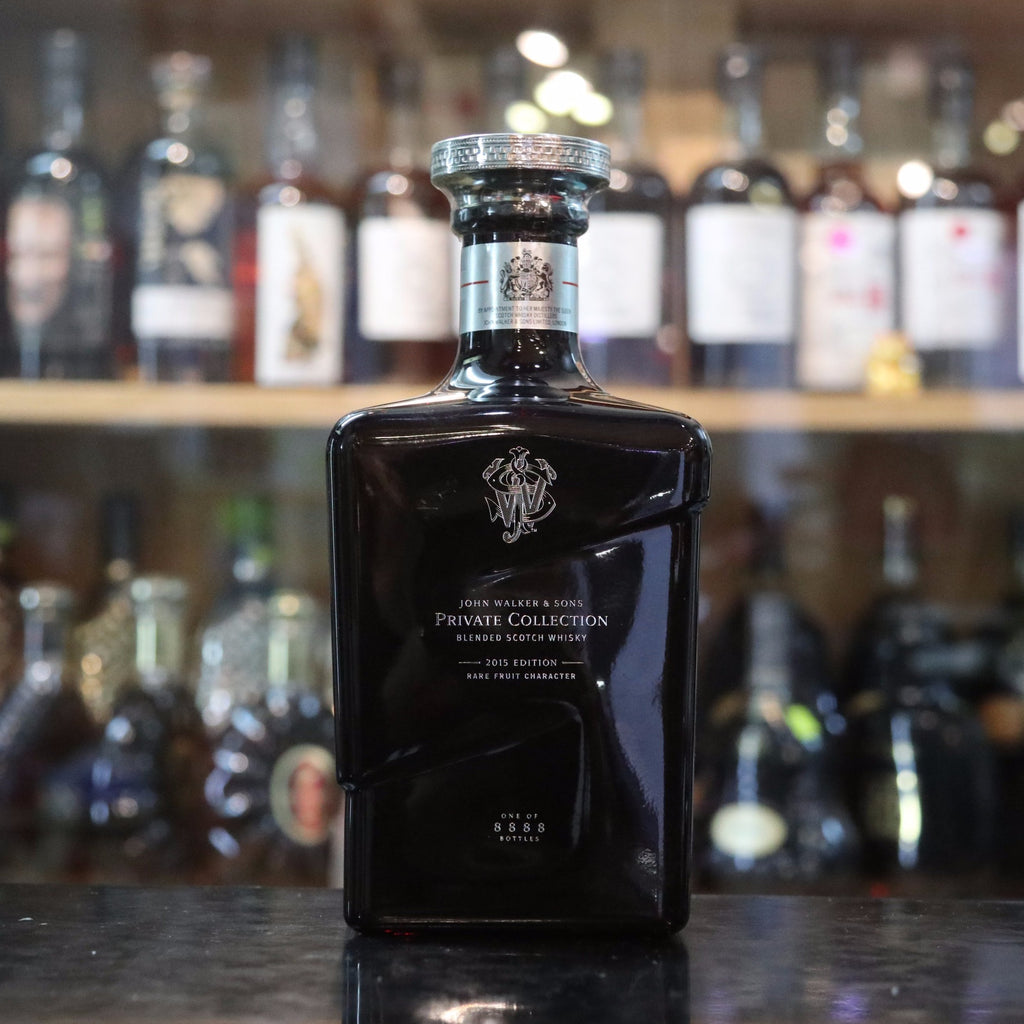 John Walker & Sons Private Collection 2015 - 70cl/46.8%