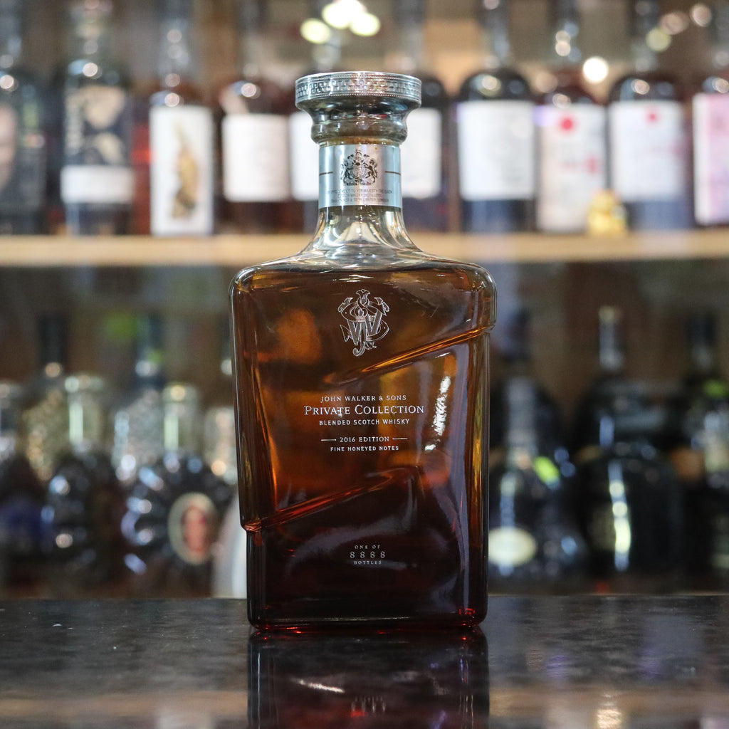 John Walker & Sons Private Collection 2016 - 70cl/46.8%