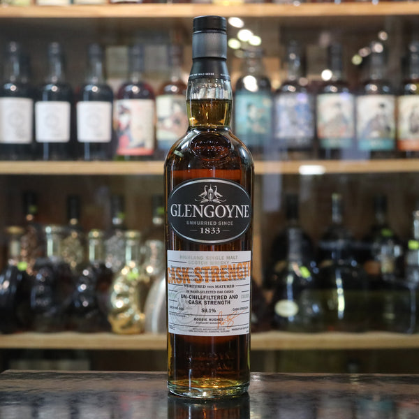 Glengoyne Cask Strength Batch 6- 70cl/59.8%