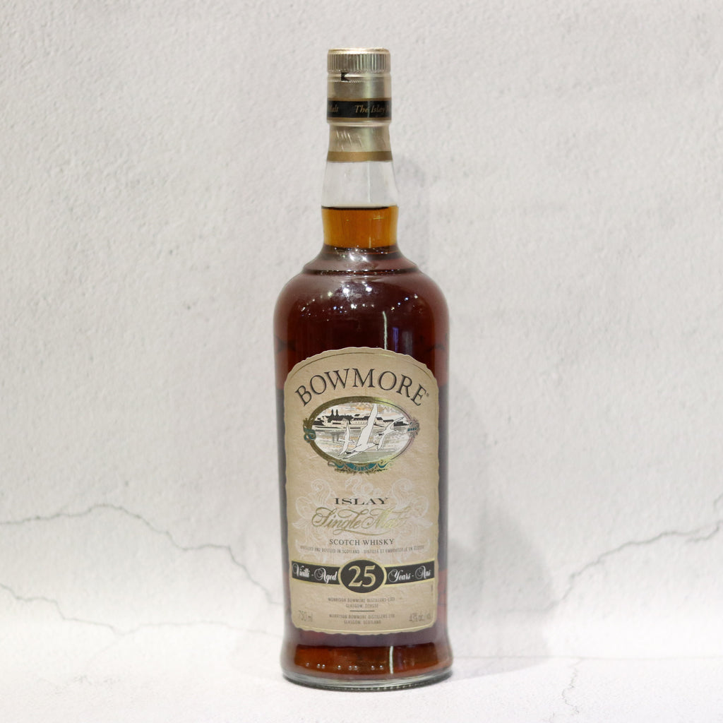 Bowmore 25 Old Bottling - 70c/43%