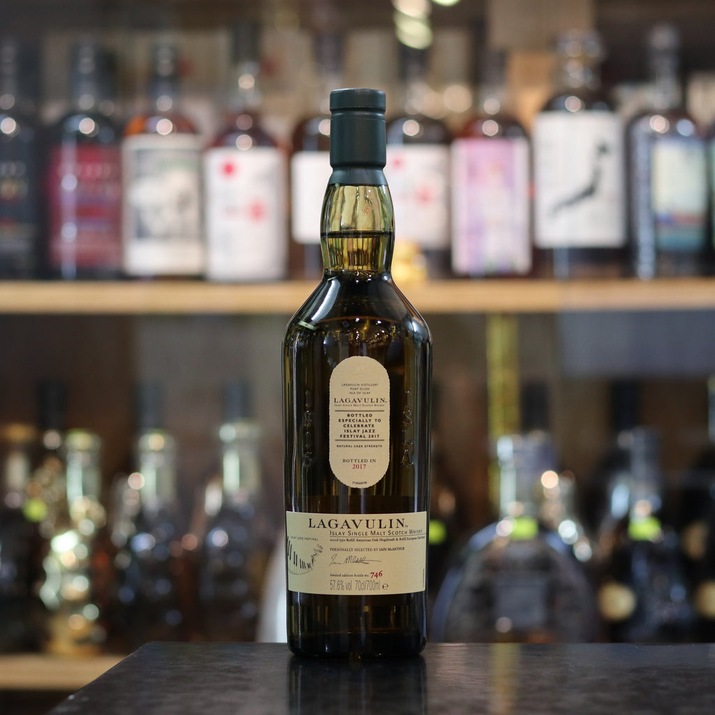 Lagavulin Jazz Festival 2017 - 70cl/57.6%