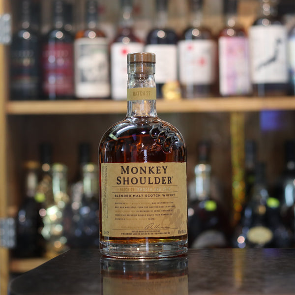 Monkey Shoulder 1L - 100cl/40%