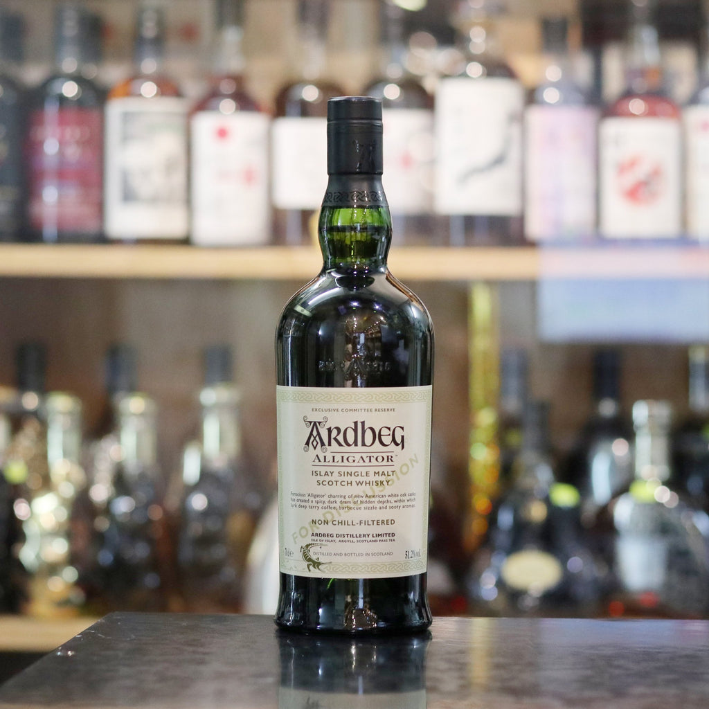 Ardbeg Alligator Committee Release - 70cl/51.2%