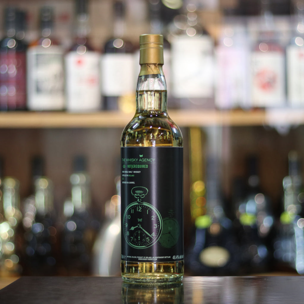 The Whisky Agency x NoTieRequired Ireland Single Malt XO - 70cl/48.4%