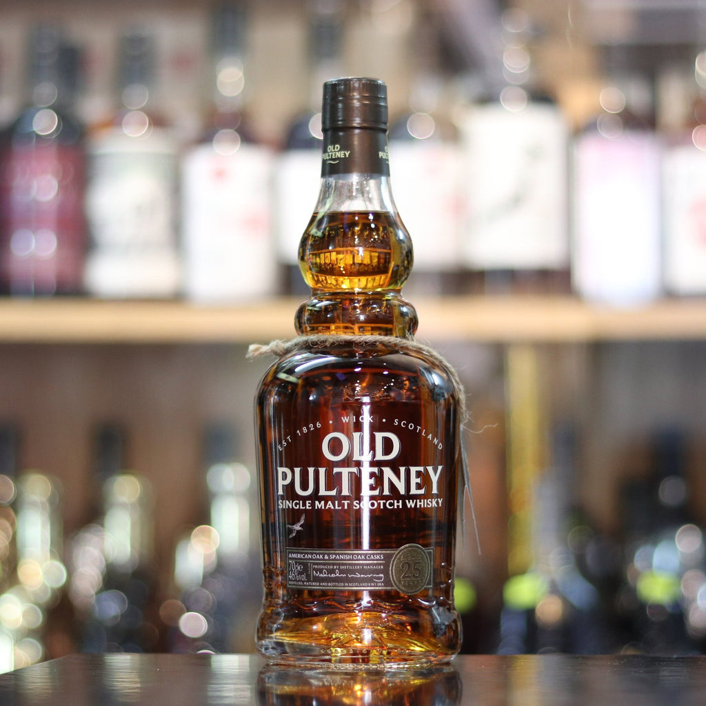 Old Pulteney 25YO - 70cl/46%