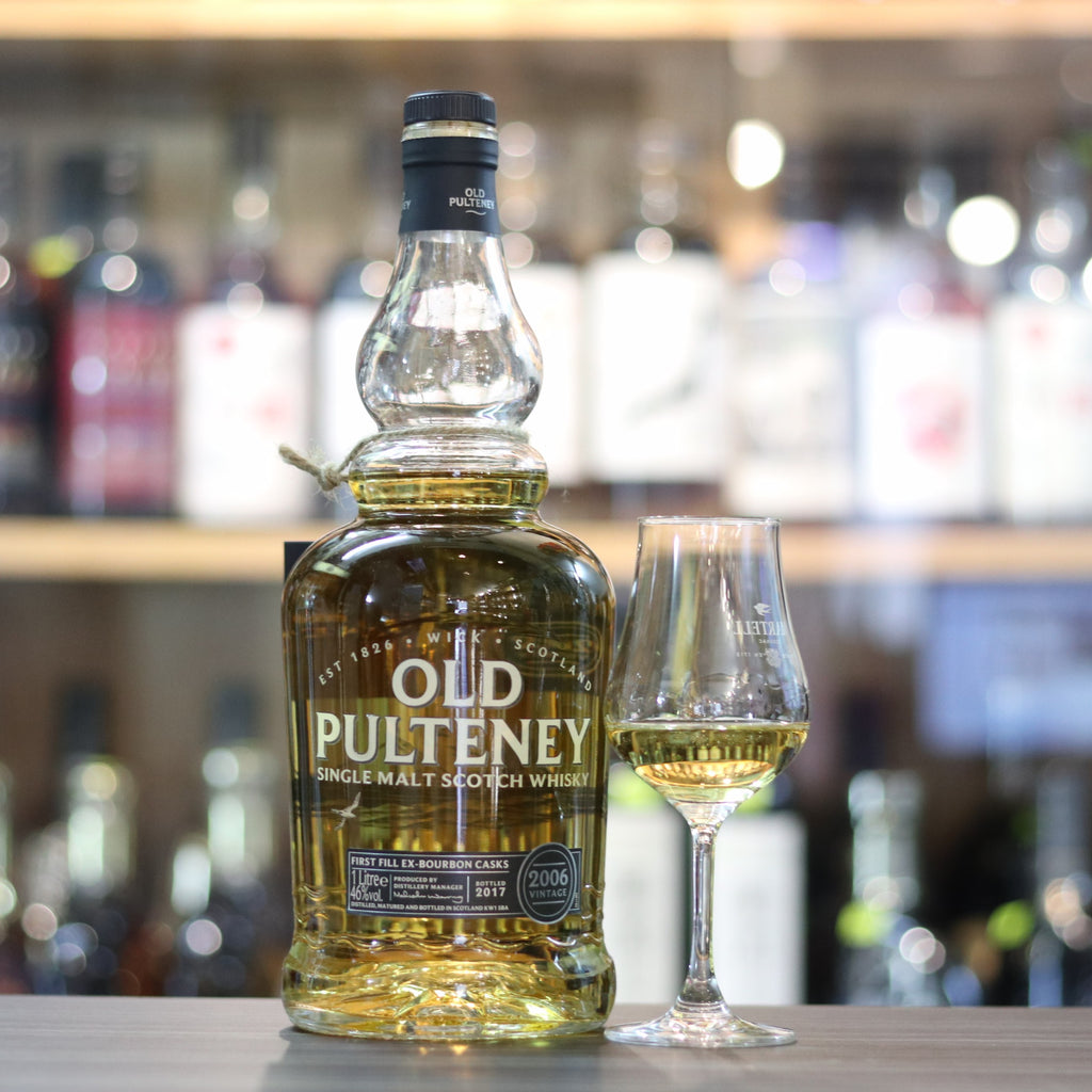 Old Pulteney 2006/2017 - 100cl/48%